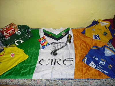 Bringing an Irish 'feel' to Colombia