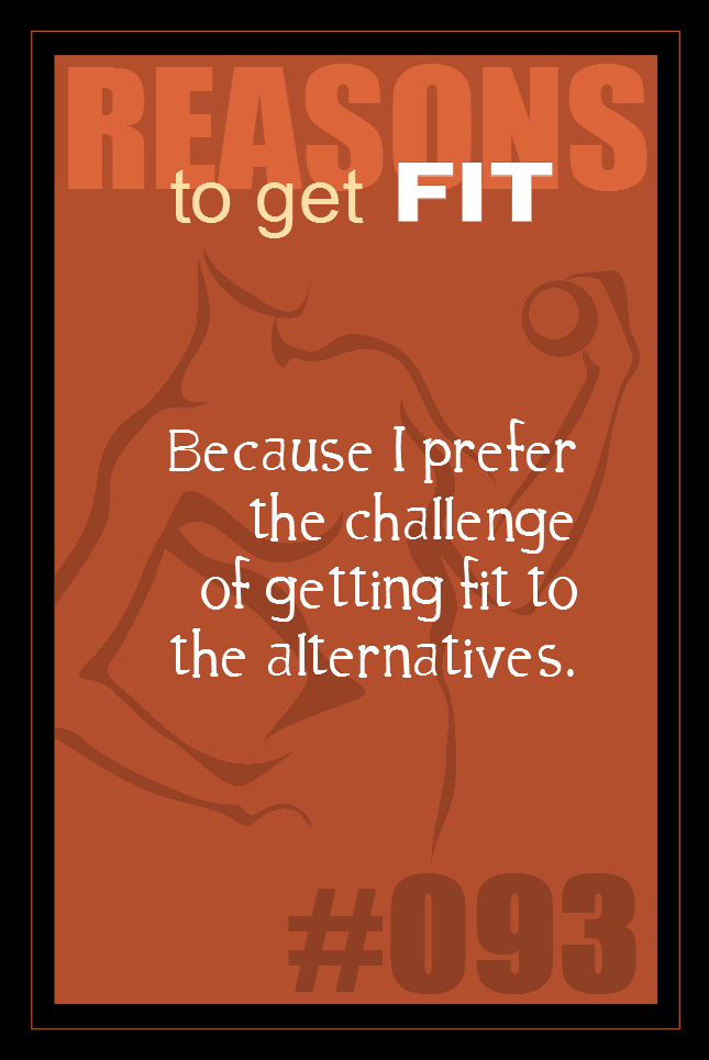 365 Reasons to Get Fit #093
