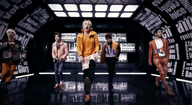 shinee breaking news short pv screencap #2