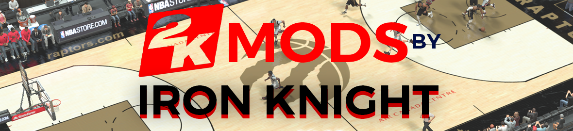 2K Mods by Iron Knight