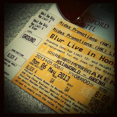 blur live in hong kong, blur hong kong 2013, blur 香港, blur hong kong asia world expo, #blurhongkong, blur hk, blur asia 2013, blur tour 2013