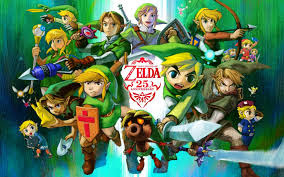 Legend of Zelda Links