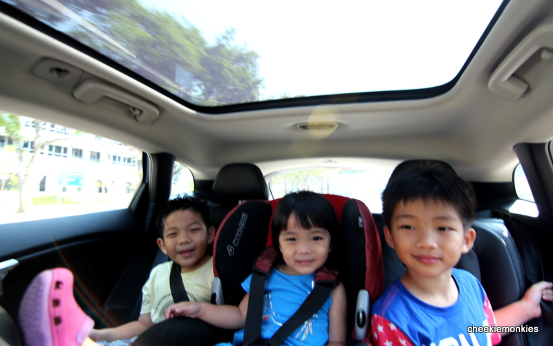Cheekiemonkies: Singapore Parenting & Lifestyle Blog: Our Volvo V40 Cross Country Adventure ...