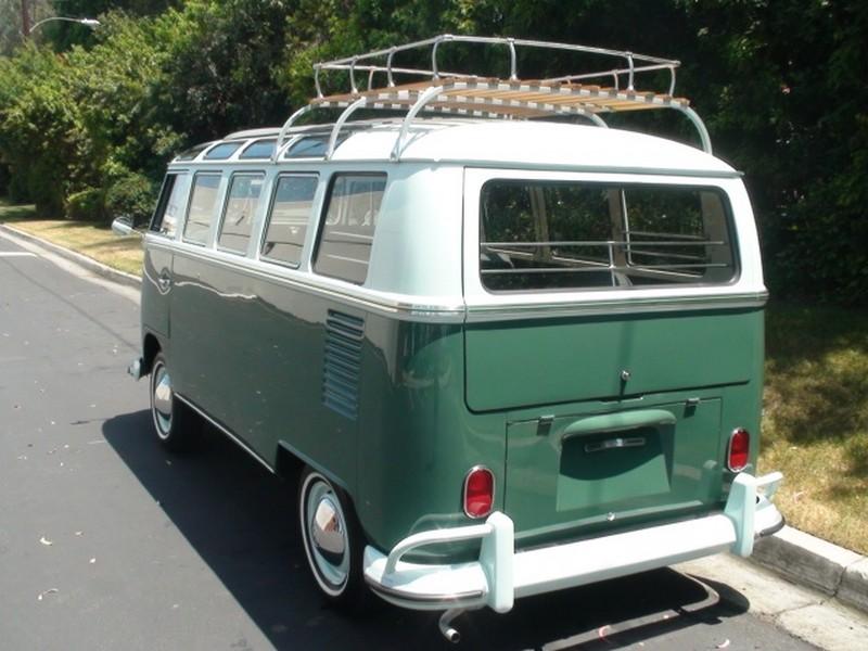 Vw Bus Windows on Vw 1600 Type 3 1971 Models