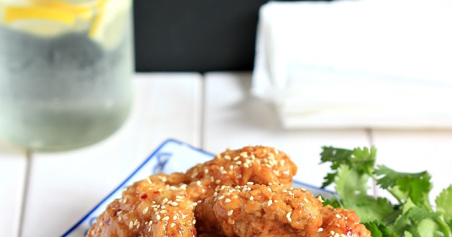 my bare cupboard: Extra crispy Thai-style sweet and spicy ...