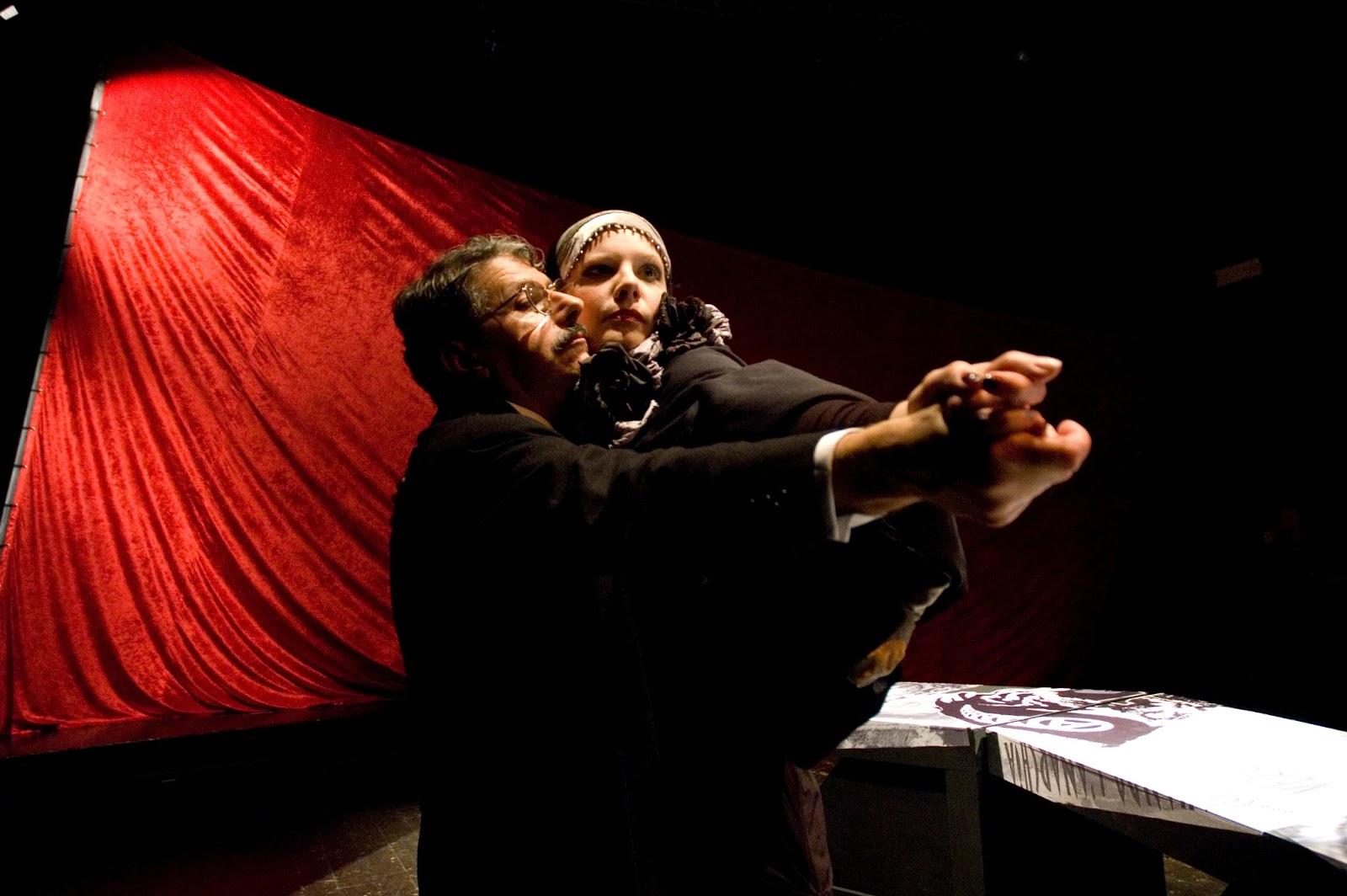 Il Banchiere Anarchico di Pessoa al Teatro Arsenale di Milano fino al 3 marzo 2013