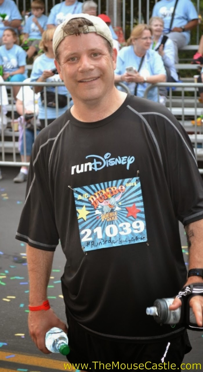 Sean Astin at the 2014 Disneyland Half Marathon