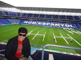 Estádio RCD Espanyol - Barcelona
