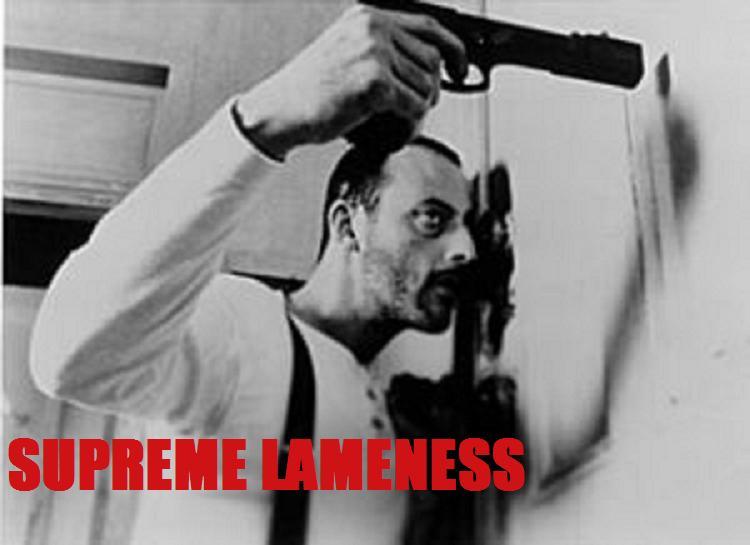 Supreme Lameness