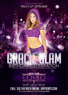 """Gracie Glam Birthday at Cosmo Hollywood"""