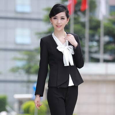 Model Baju Jas Modis Korea Terbaru 2016
