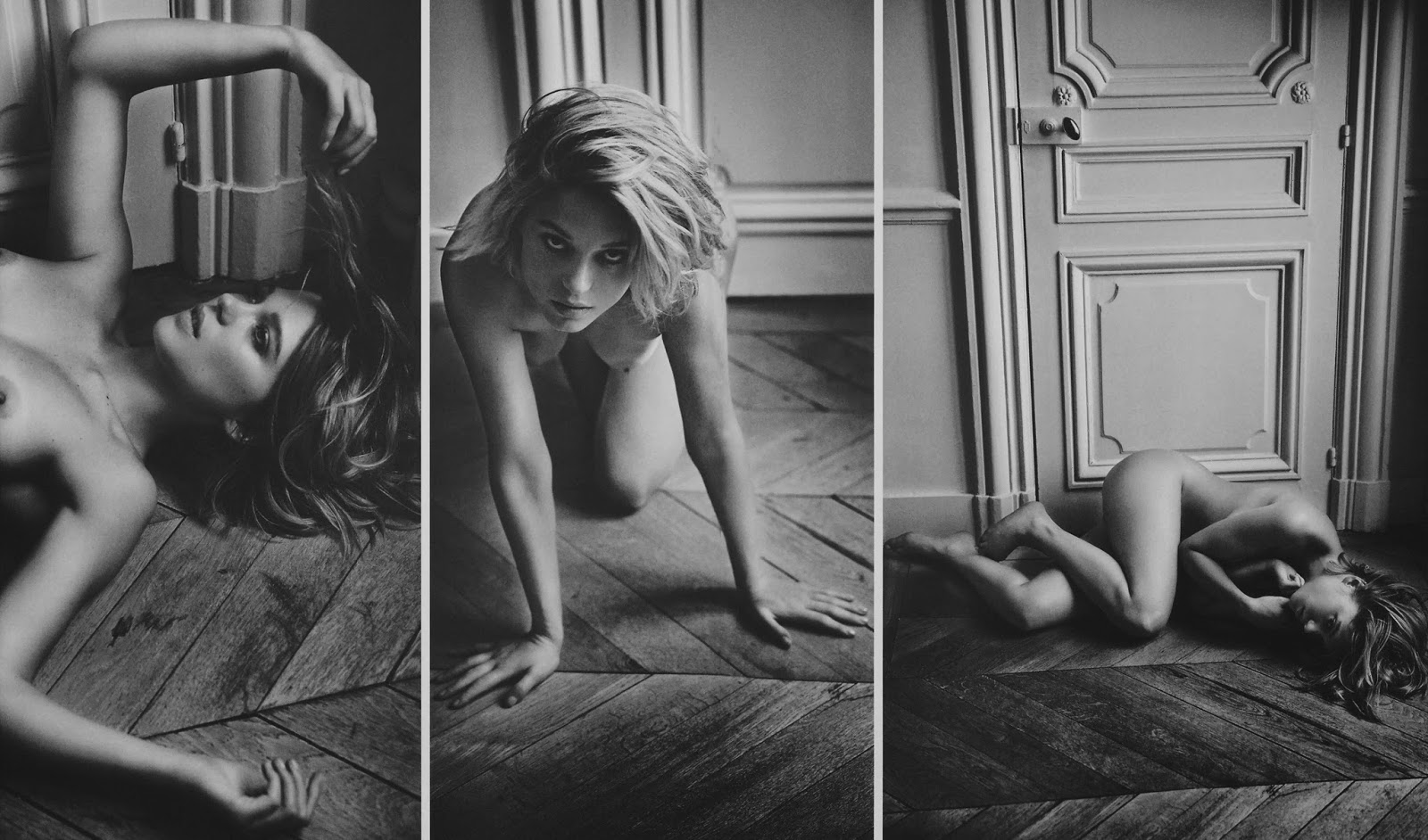léa seydoux by mario sorrenti
