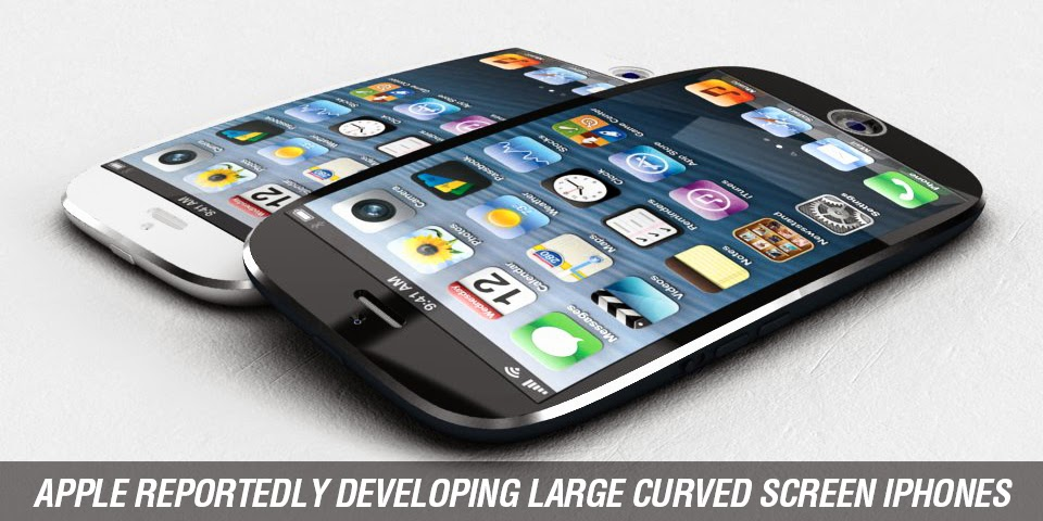 itsprotunes: Apple Reportedly Developing Large Curved ...