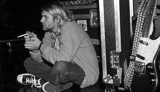 Kurt Cobain Club de los Eternos 27 años