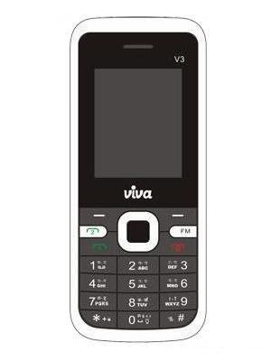 new Viva V3  Mobile Phone Review and Specification 2011