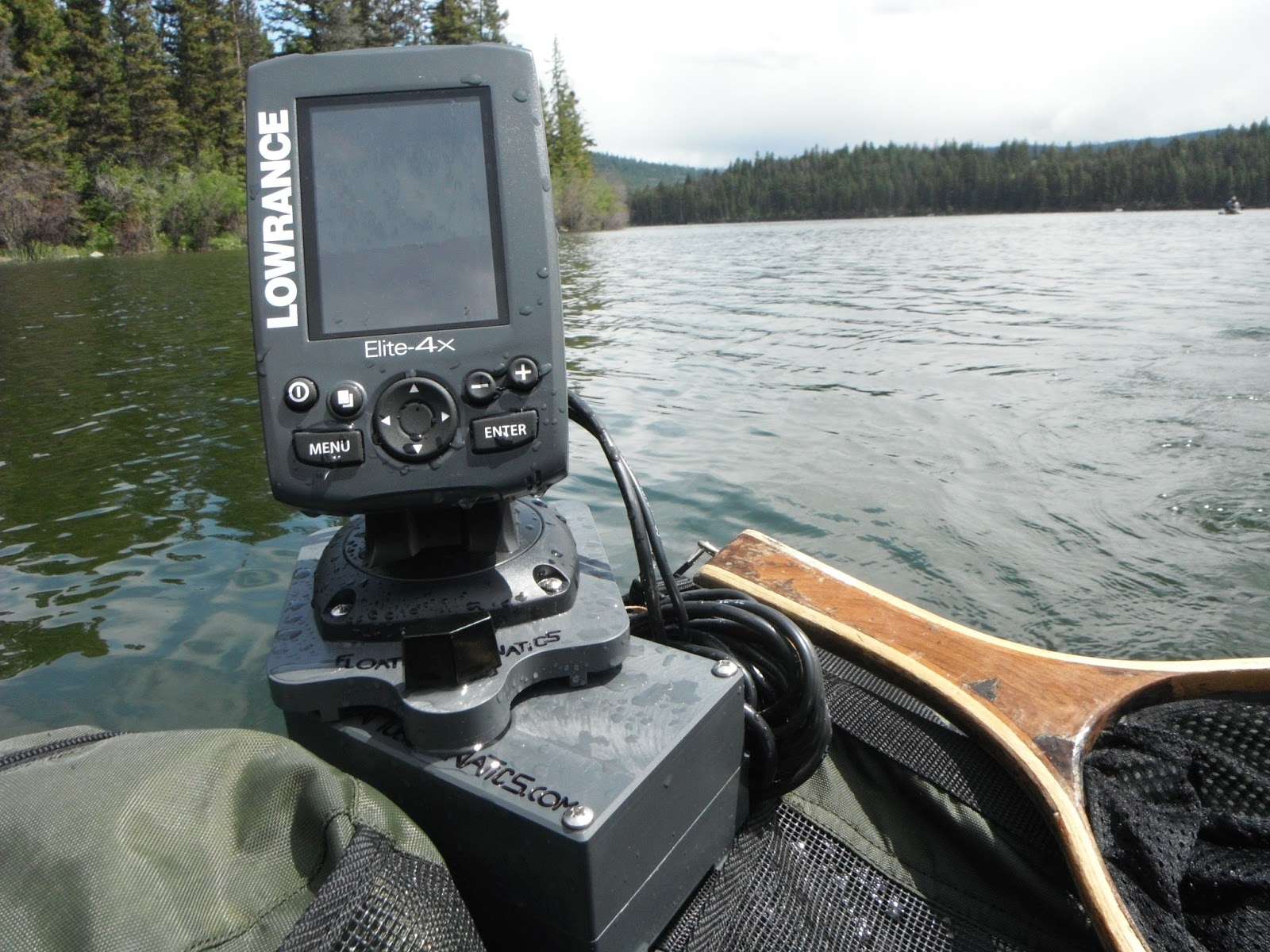 fish finder and transducer mounting solutions: fish finder reviews, Fish Finder
