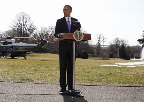 Presiden Obama akan Bahas Soal Ukraina di Eropa