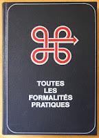 Livre : Toutes les formalités pratiques de 1974