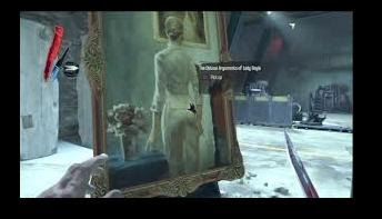 Dishonored Sokolov painting locations