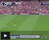 คลิปไฮไลท์ฟุตบอลพรีเมียร์ลีกอังกฤษ 17 ส.ค. 56 | อาร์เซนอล 1 - 3 แอสตัน วิลล่า