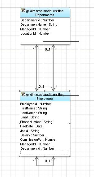 create an entity relationship diagram illustrating the existing data tables