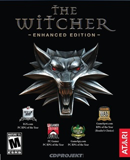 The Witcher Enhanced Edition PC Box