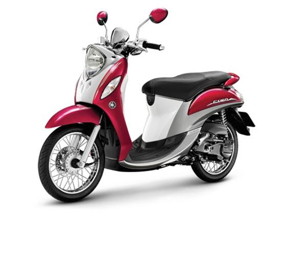 New Yamaha Mio Fino