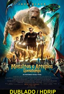 Goosebumps Monstros e Arrepios – Dublado