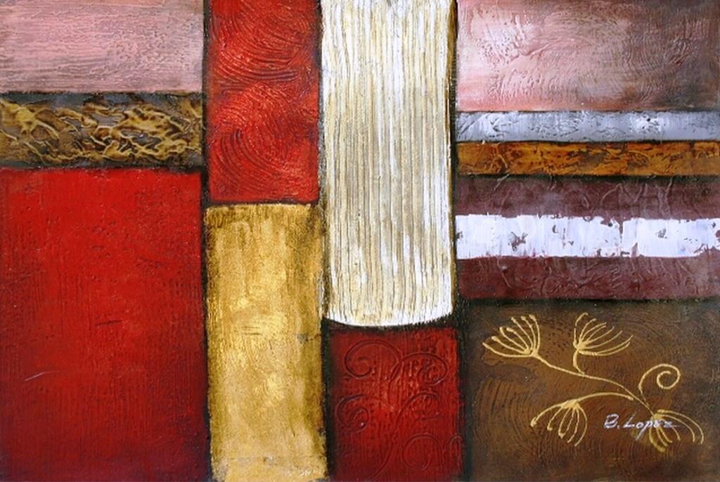 Cuadros pinturas oleos pintura moderna en abstracto for Fotos de cuadros abstractos al oleo