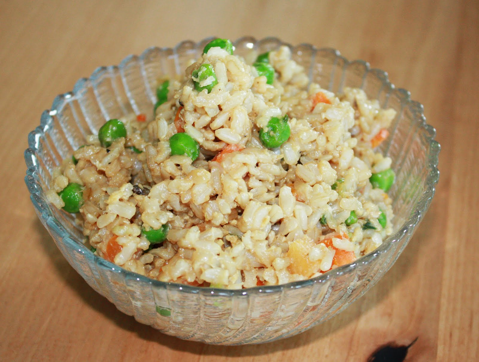 Healthy Brown How To Cook Brown Rice With 2 Cup Diced Green Onions (about 3