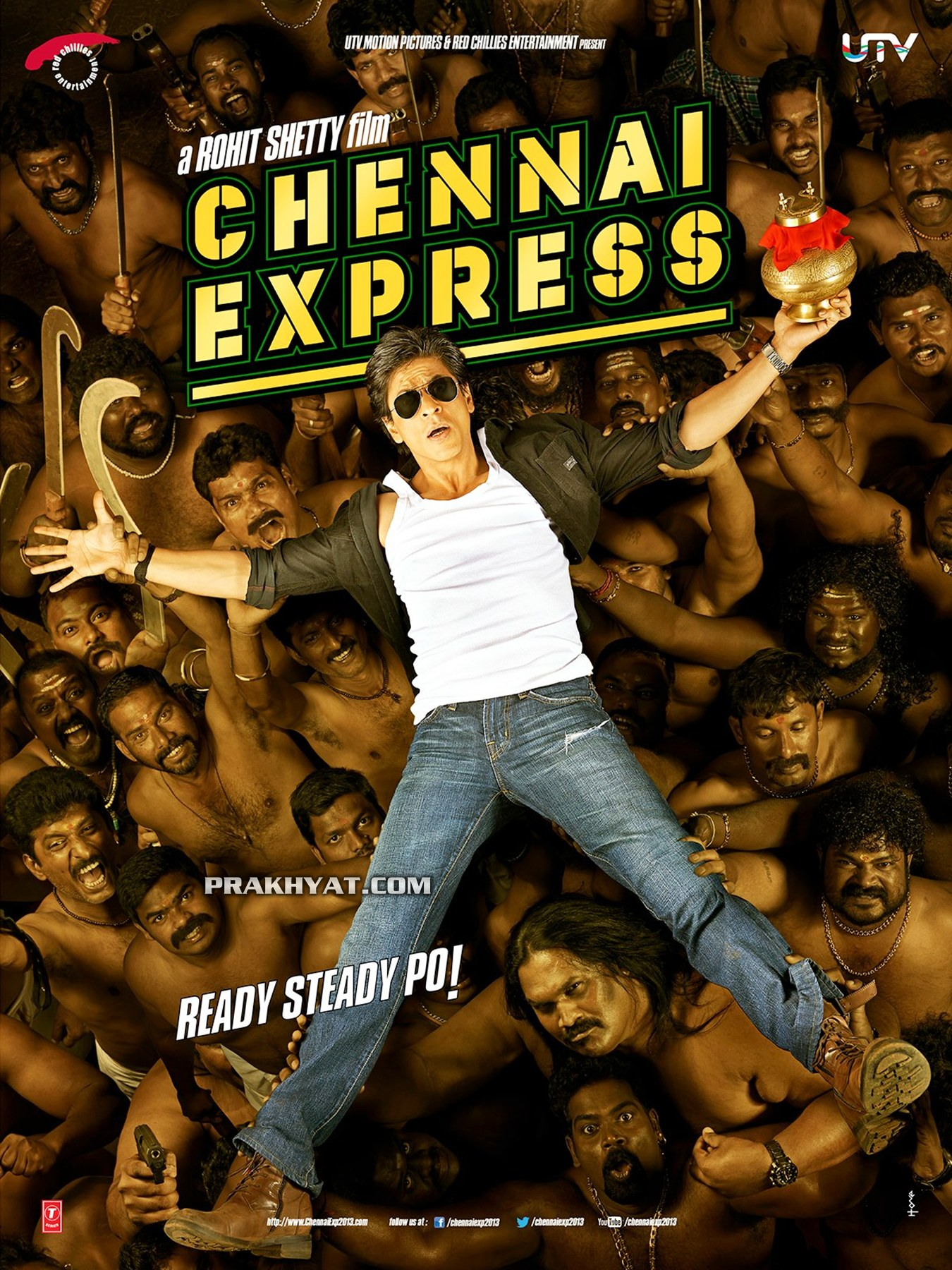 Chennai Express HD Wallpapers | ANDROID WORLD