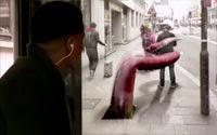 Unbelievable Bus Shelter – Pepsi Max brings you the Unbelievable