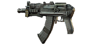 AK-74u - Modern Warfare 3 Weapons