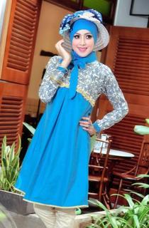 model busana muslim anak murah terkini online