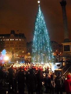 Plaza Trafalgar Londres