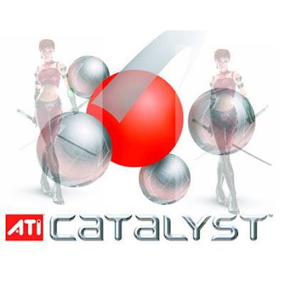 ATI Catalyst 12.10 64-Bit