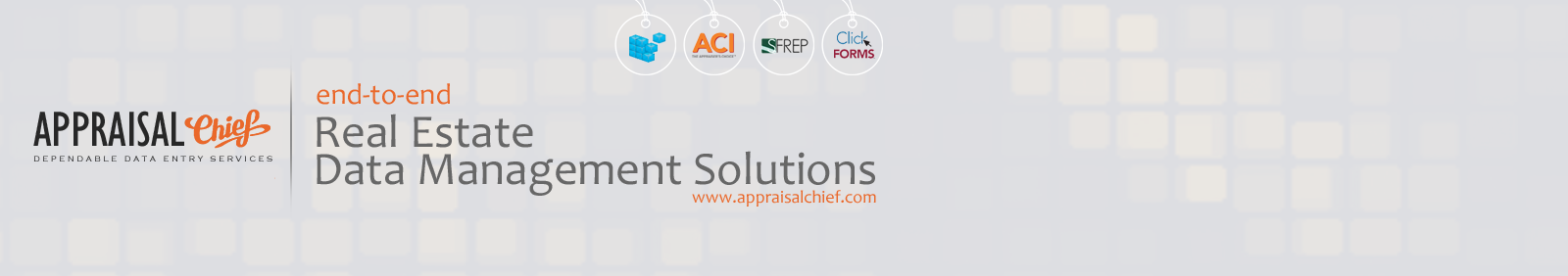 Appraisal Data Entry Services
