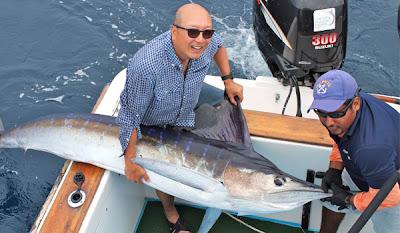 International fishing news ecuador fishing report from for Fishing in ecuador