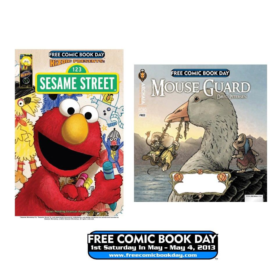 Free Comic Book Day España: MuppetsHenson: Reminder: Free Comic Book Day Tomorrow