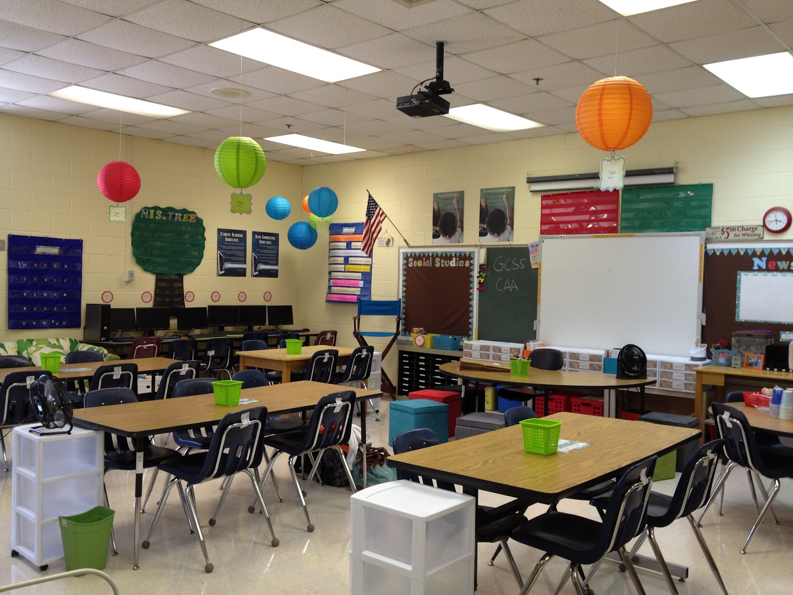 Classroom Ideas For 5th Grade ~ Nerdy my classroom tour