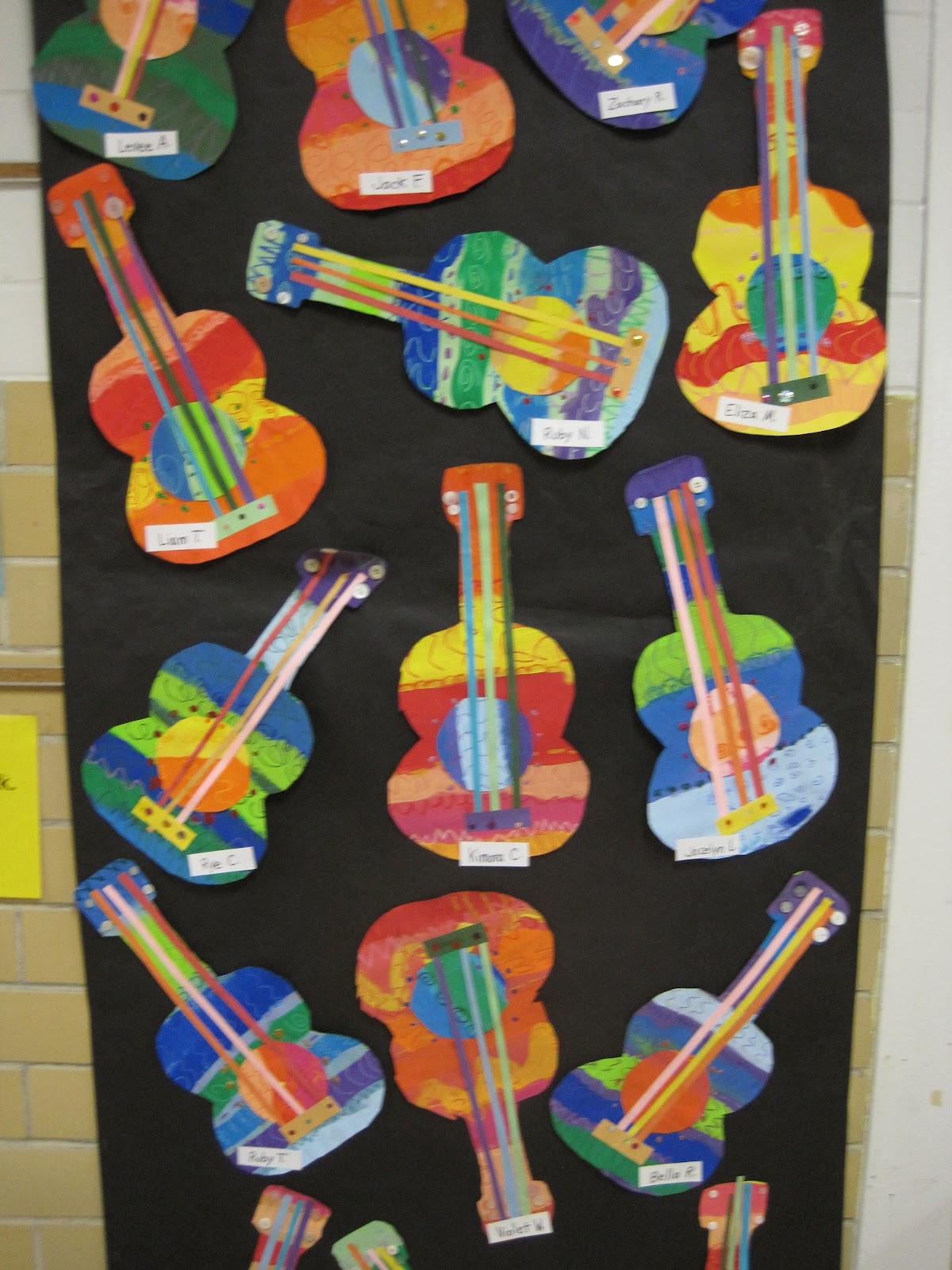 Zilker elementary art class zilker school wide student for Craft classes for toddlers