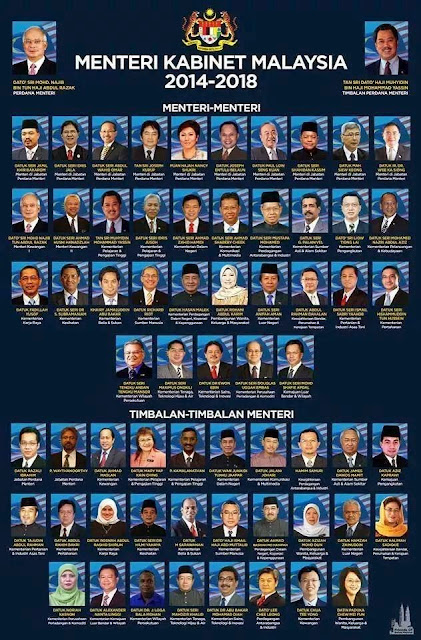 Kabinet Malaysia 2014