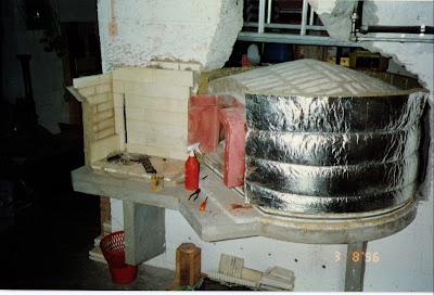 Coibentazione forno