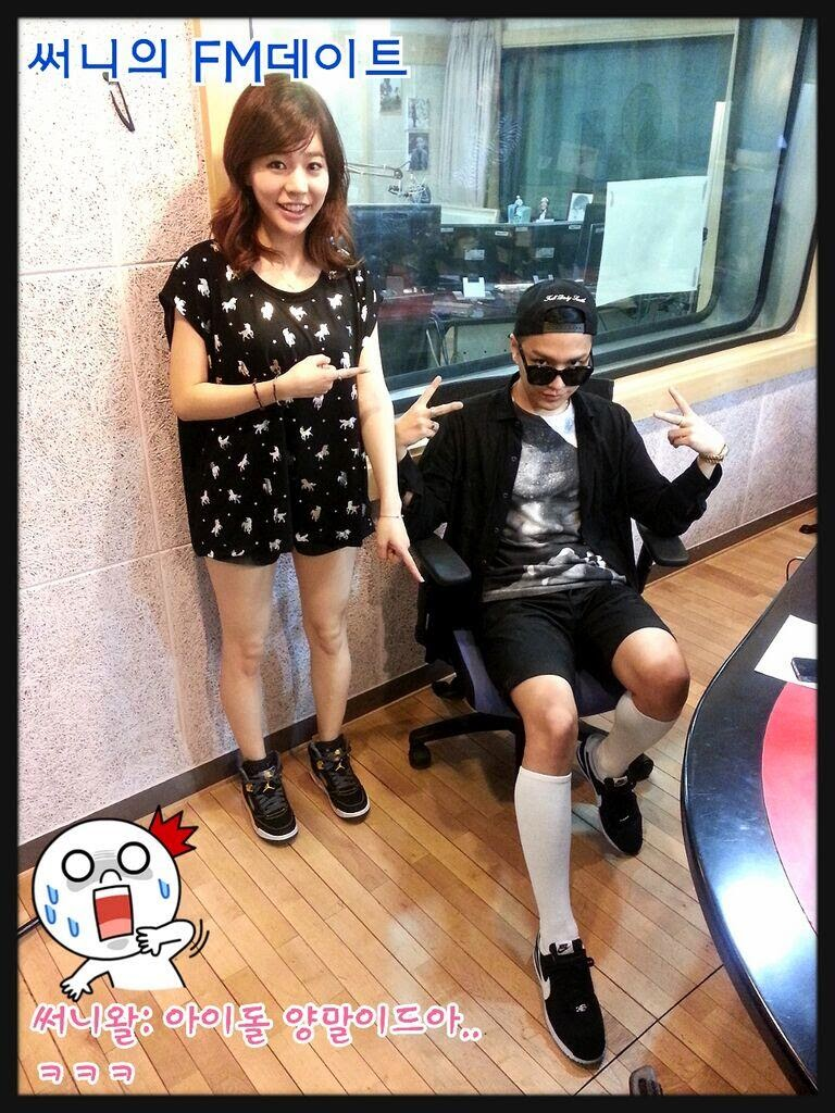 Sunny with Simon D