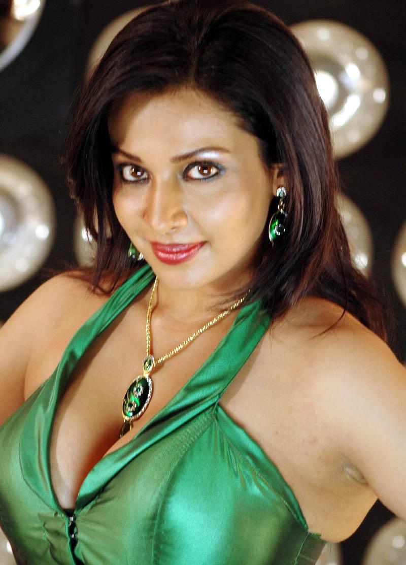 Hot Collection: Asha Saini Hot Boob Show Pics