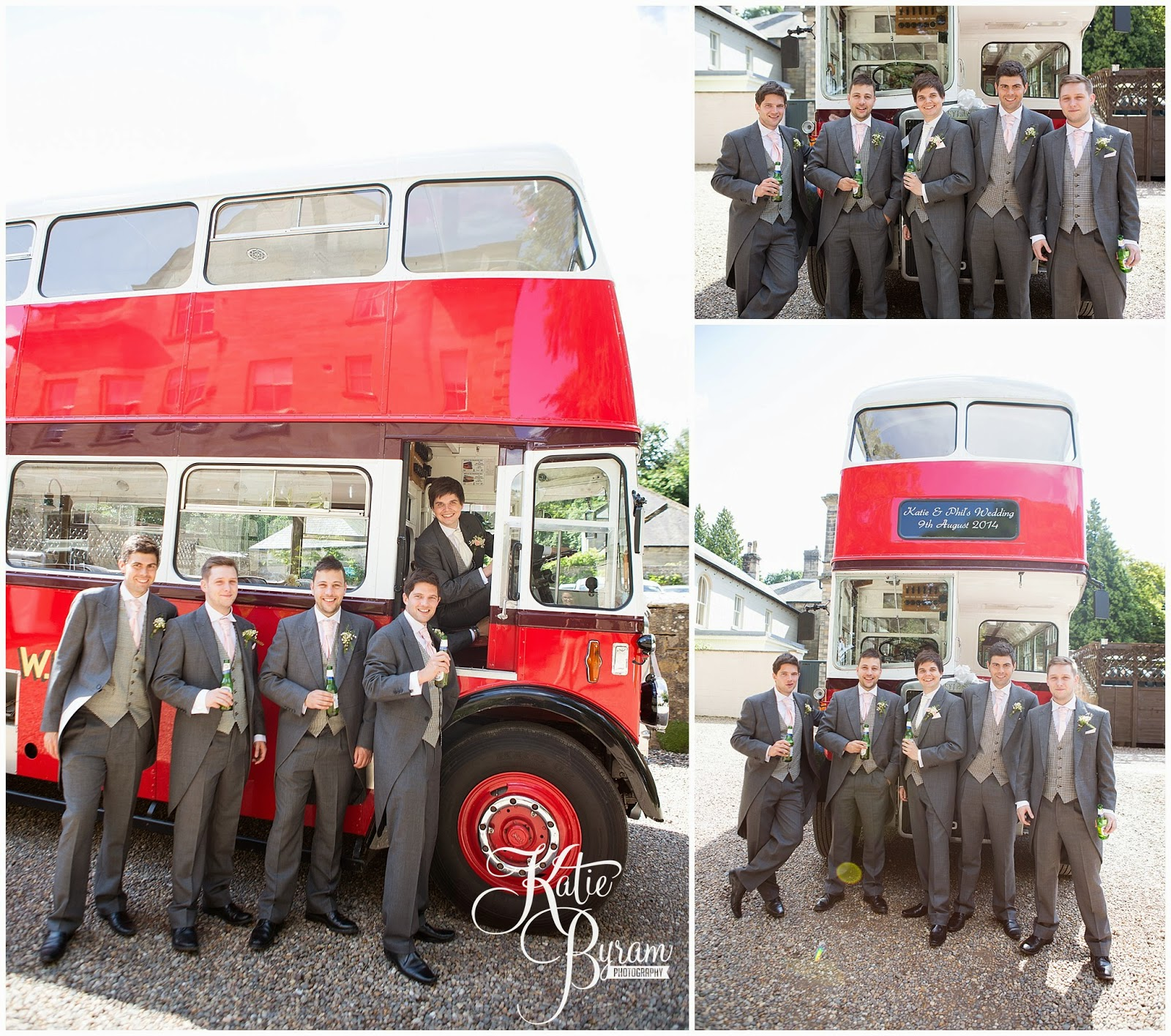 Vintage Wedding Bus Weardale Camper Van Hire Newcastle