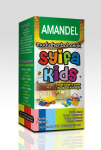 Syifa Kids Amandel – Mengobati Amandel Pada Anak