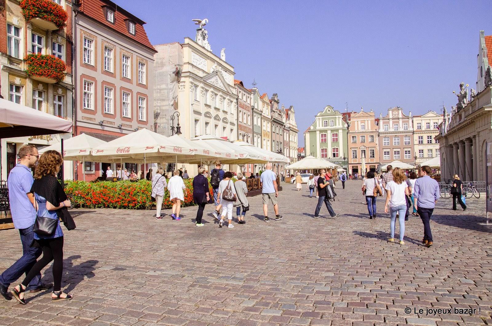 Poznan - Stary rynek
