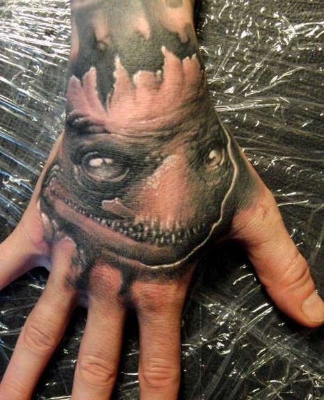 Find Here 3d Tattoo Hand Ideas For Your Next