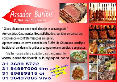 Buffet de Churrasco em Belo Horizonte